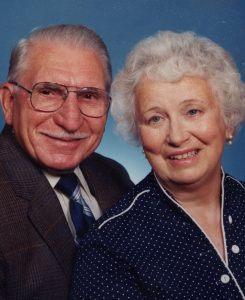 Bart and Louise Beck